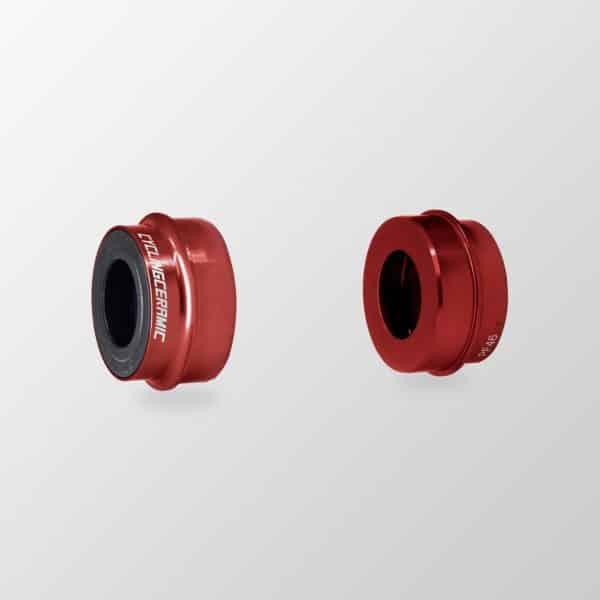 Boîtier de pédalier PF30 Sram DUB rouge