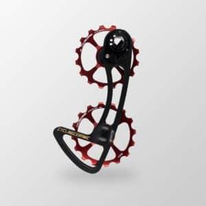 Chape de dérailleur surdimensionnée CyclingCeramic