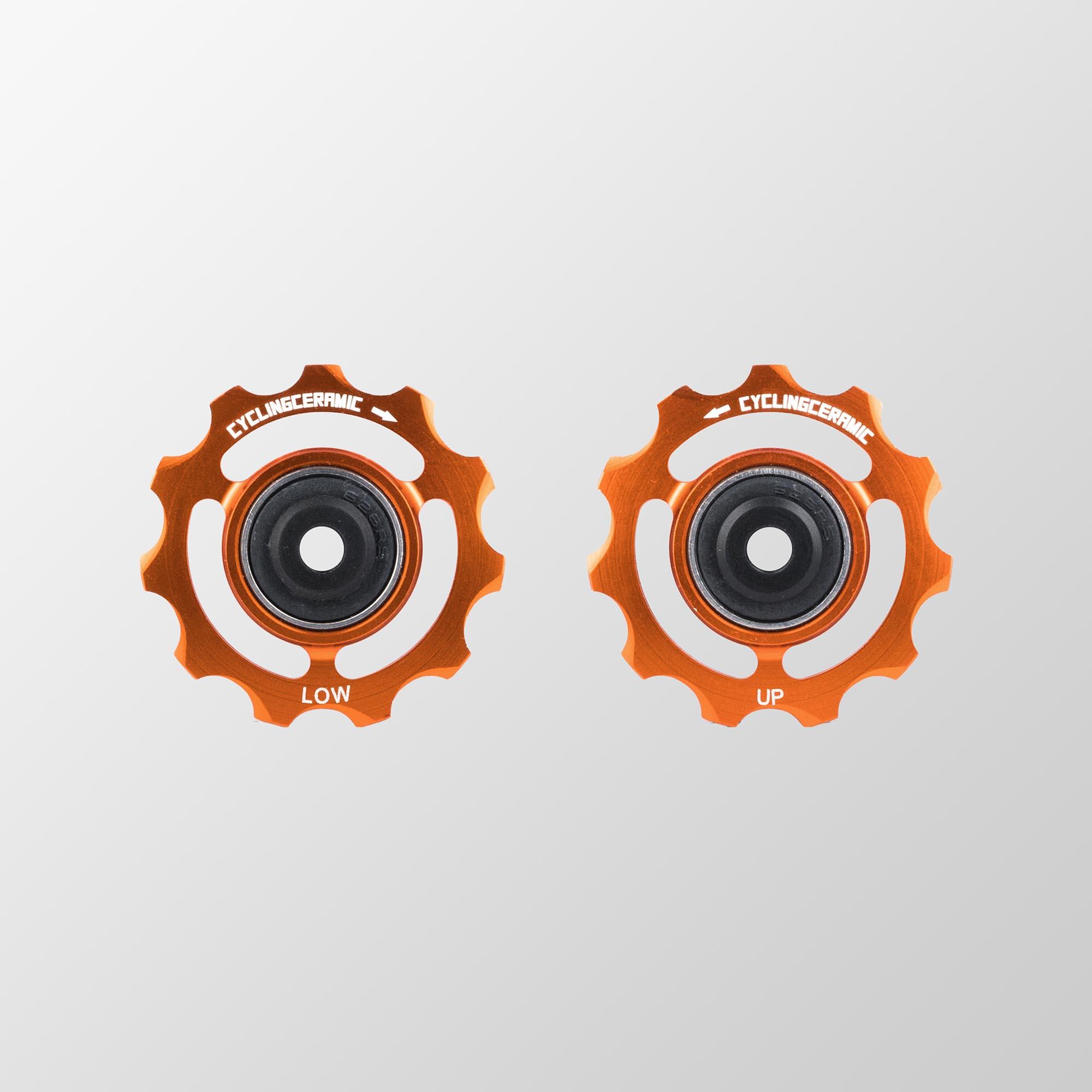 pulley wheels CyclingCeramic